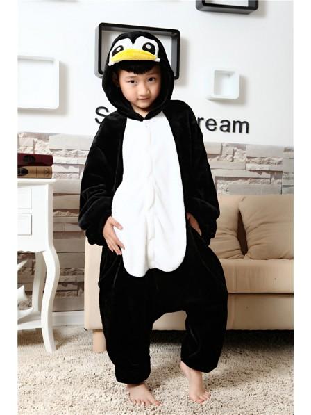 Pinguin Pyjama Onesies Kinder Tier Kostüme Für Jugend Schlafanzug Kostüm