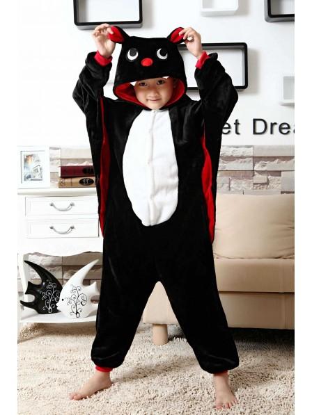 Fledermäuse Pyjama Onesies Kinder Tier Kostüme Für Jugend Schlafanzug Kostüm