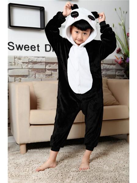 Pandas Pyjama Onesies Kinder Tier Kostüme Für Jugend Schlafanzug Kostüm