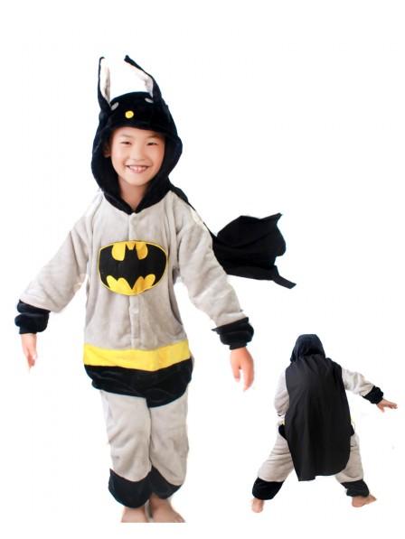 Batman Onesie Kigurumi Pyjamas Kids Tier Kostüme Für Jugend