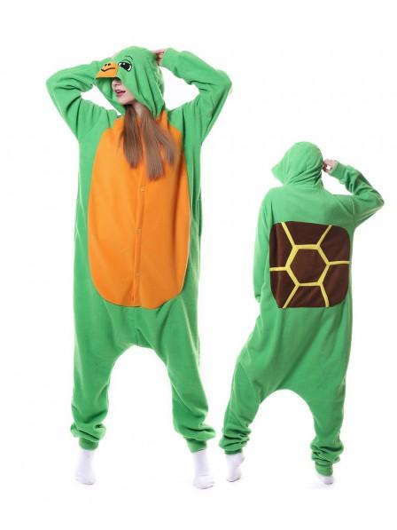 Schildkröte Pyjama Onesies Tier Schlafanzug Kostüm