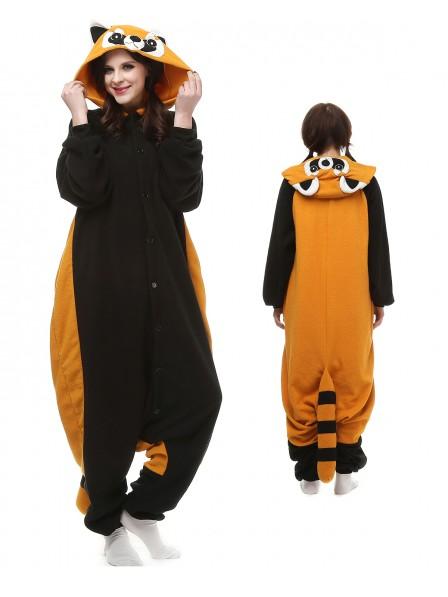 Roter Panda Pyjama Onesies Tier Kostüme Für Erwachsene Schlafanzug Kostüm