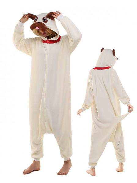 Mops Pyjama Onesies Tier Kostüme Für Erwachsene Schlafanzug Kostüm