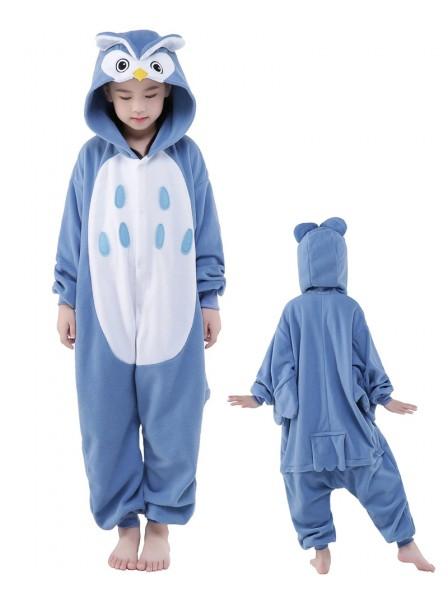 Eule Onesie Kinder Tier Kostüme Für Jugend Schlafanzug Kostüm