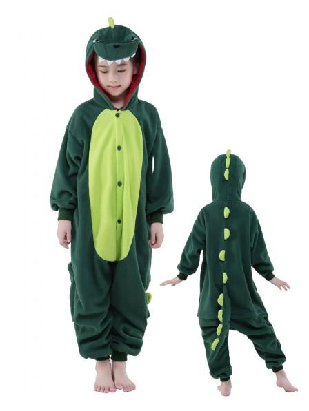 Dinosaurier Onesie Kinder Tier Kostüme Für Jugend Schlafanzug Kostüm